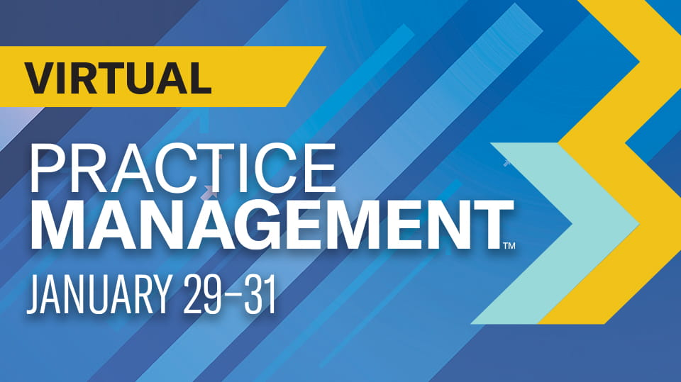 Virtual PRACTICE MANAGEMENT 2021