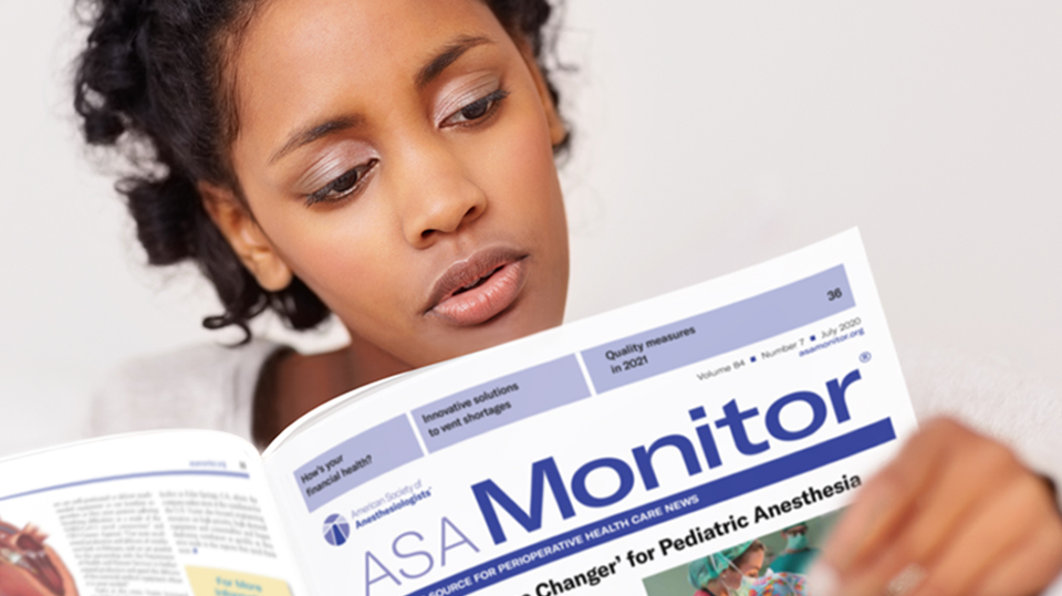 ASA Monitor Relaunch