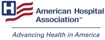 AHA logo - American Hospital Association