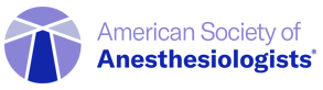 ASA logo - American Society of Anesthesiologists