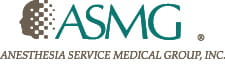 Podcast sponsor Anesthesia service medical group