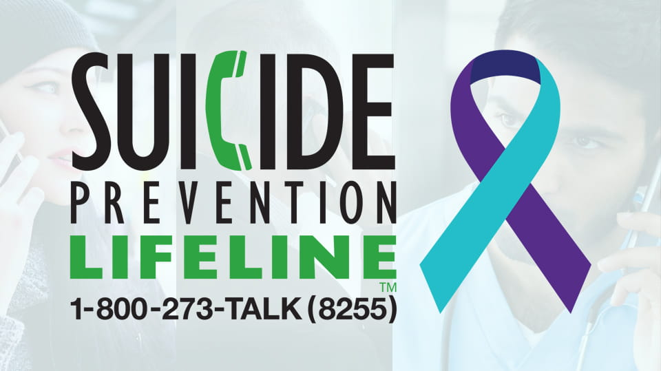 If you or a colleague are suicidal and need emergency help, call 911 immediately or the National Suicide Prevention Lifeline at 1-800-273-TALK