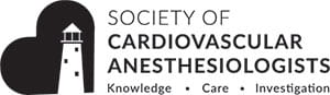 Society of Cardiovascular anesthesiologist logo