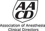 Association of anesthesia Clinical Directors