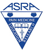 Logo of American Society of Regional Anesthesia and Pain Medicine (ASRA)