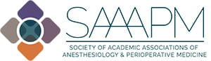 Society of Academic Associations of Anesthesiology & Perioperative Medicine