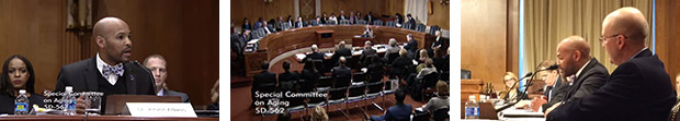 Senate Hearing Pictures