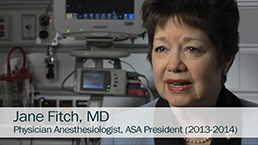 Jane Fitch, M.D.