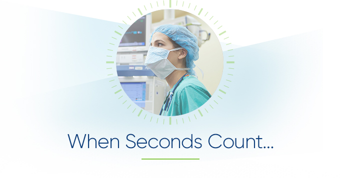 When Seconds Count graphic