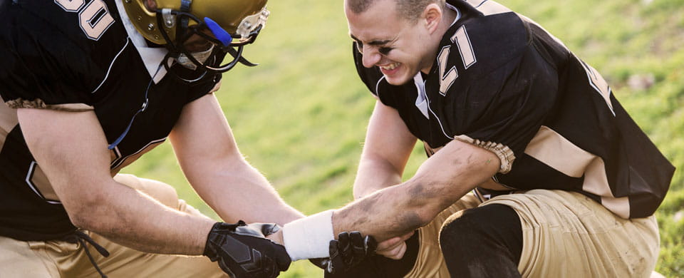 pain youth injuries
