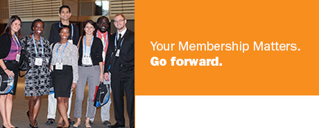 Your Membership Matters. Go forward.