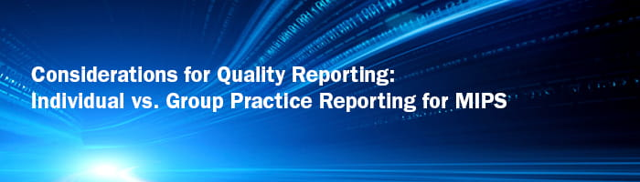 Quality reporting FAQs
