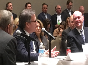 ASA President James Grant M.D., FASA discusses the opioid crisis with Governors and health stakeholders at the RGA meeting