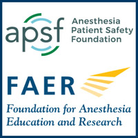 apsf and faer logos