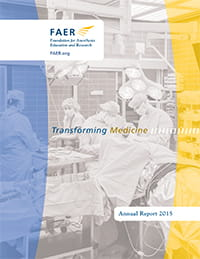 2015 Annual Report FAER
