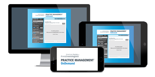 Practice Management OnDemand