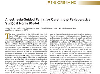 Case Study Palliative Care