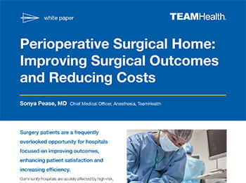 PSH Improving Surgical Outcomes and Reducing Costs